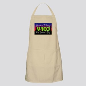 Peace on Atlanta BBQ Apron