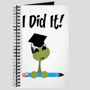I Did It Journal
