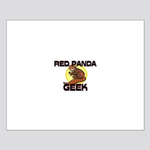 Red-Eyed Tree Frog Geek Small Poster