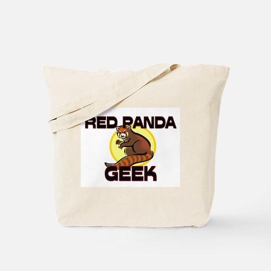 Red-Eyed Tree Frog Geek Tote Bag