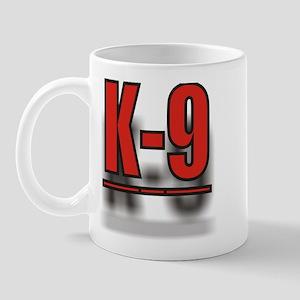 K-9 Mug