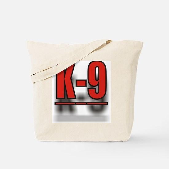 K-9 Tote Bag