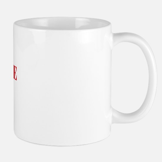 No one asks to be bullied on Front of Mug