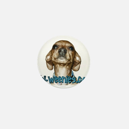 Chi-Weenies.com Mini Button