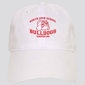 North High School Bulldogs Cap