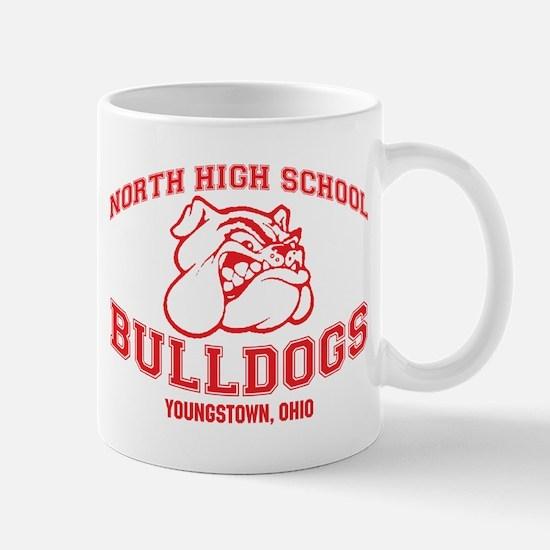 North High School Bulldogs Mug