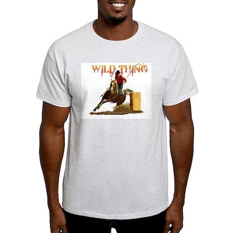 Wild Barrel cowgirls Light T-Shirt
