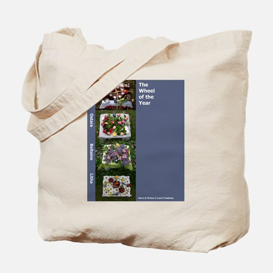 Wheel of the Year Tote Bag