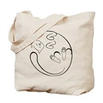 Floppy Cat Tote Bag