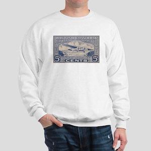 BC Airways label Sweatshirt