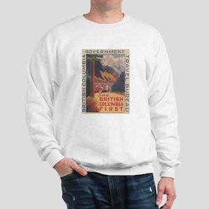See BC First Sweatshirt