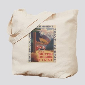 See BC First Tote Bag