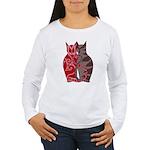 Kitty Love Women's Long Sleeve T-Shirt