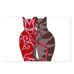 Kitty Love Postcards (Package of 8)