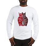 Kitty Love Long Sleeve T-Shirt