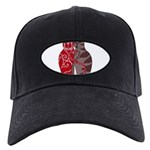 Kitty Love Black Cap