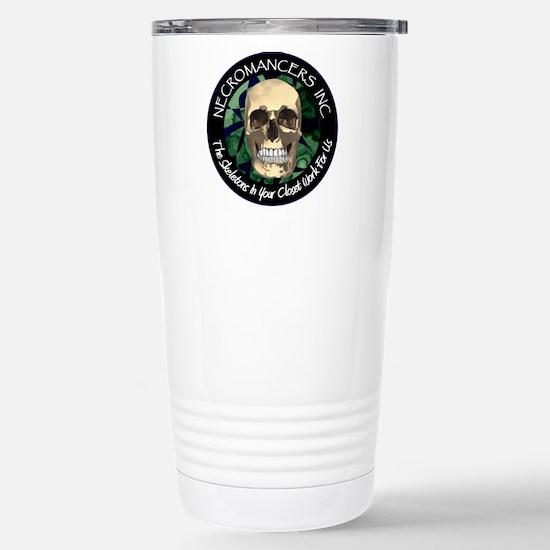 Necromancer's Inc. Stainless Steel Travel Mug