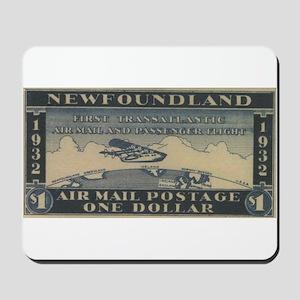 Newfoundland $1 airmail Mousepad