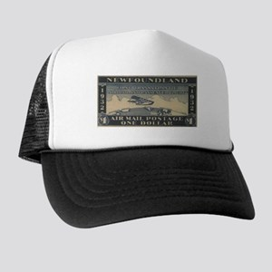 Newfoundland $1 airmail Trucker Hat