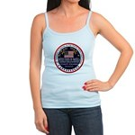 Coast Guard Boyfriend Jr. Spaghetti Tank