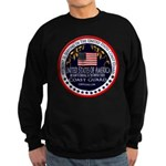Coast Guard Aunt Sweatshirt (dark)