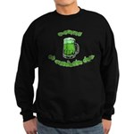 Happy St. Pat's Sweatshirt (dark)