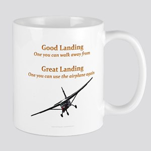 Good Landing/Great Landing Mug