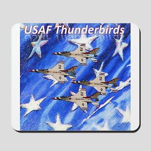 Thunderbirds, Flag Mousepad