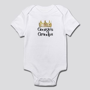 George's Grandpa Infant Bodysuit