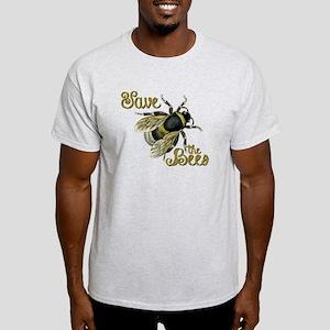 Save Bees Light T-Shirt