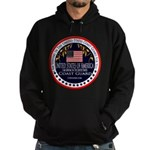 Coast Guard Active Duty Hoodie (dark)