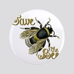 Save Bees Button