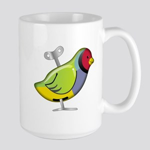 Good Morning Gouldian Coffee Mug