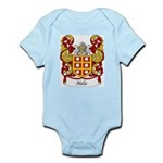Melo Family Crest Infant Creeper