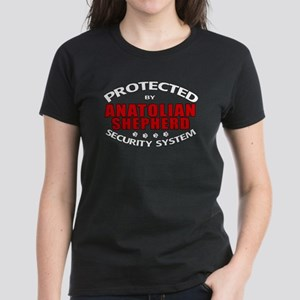 Anatolian Shepherd Security Women's Dark T-Shirt