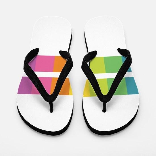 Gay equality Flip Flops