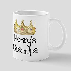 Henry's Grandpa Mug