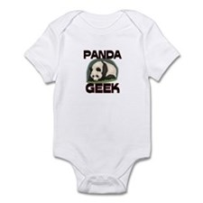 Panda Geek Infant Bodysuit