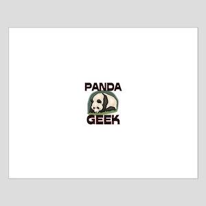 Parakeet Geek Small Poster