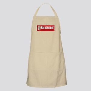 Harassment BBQ Apron