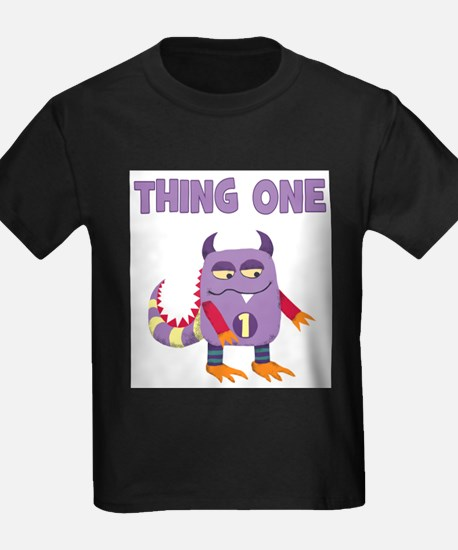 Thing One (girl) T-Shirt