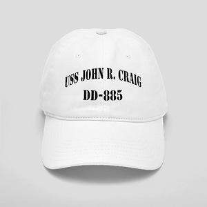 USS JOHN R. CRAIG Cap