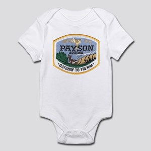 Payson Arizona Infant Bodysuit