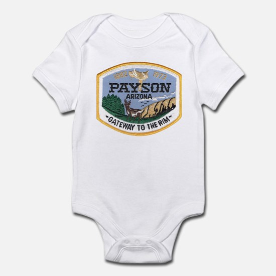 Payson Arizona Infant Bodysuit