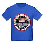 Navy Uncle Kids Dark T-Shirt
