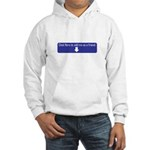 Click here to add me Hooded Sweatshirt