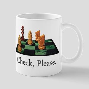 Check Please Mug