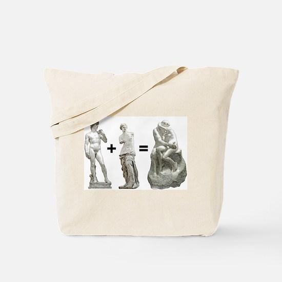 MUSEUM LOVE Tote Bag
