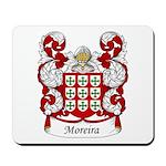 Moreira Family Crest Mousepad