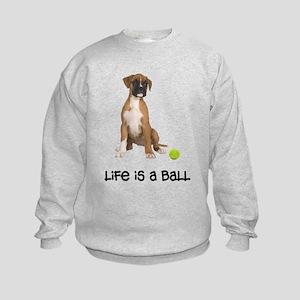 Boxer Life Kids Sweatshirt